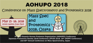 9th AOHUPO Conference, 16th JHUPO Conference, 66th MSSJ Conference