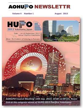AOHUPO Newsletter Vol. 4, No. 1
